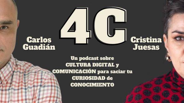🎧 4C: un podcast sobre cultura digital y comunicación