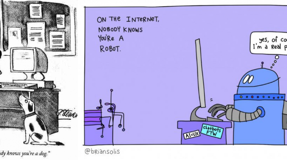 Robots, ¿serán buenos compañeros o instrumentos útiles?