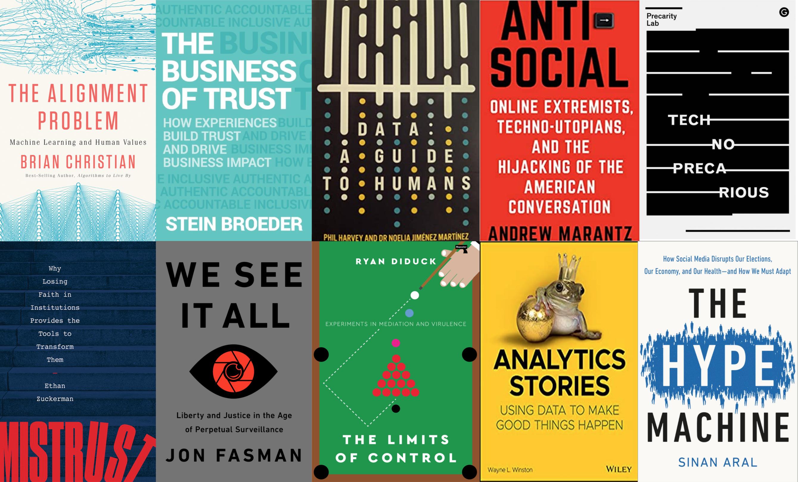 10 libros para empezar el 2021