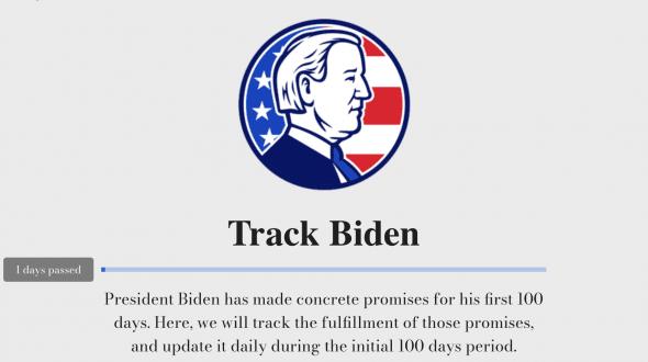 ¿Incumplirá sus promesas Biden?