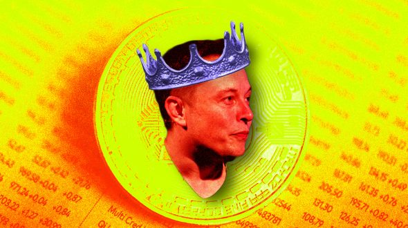 🤴🏼 Su majestad Elon I, Tecno-Rey de Tesla