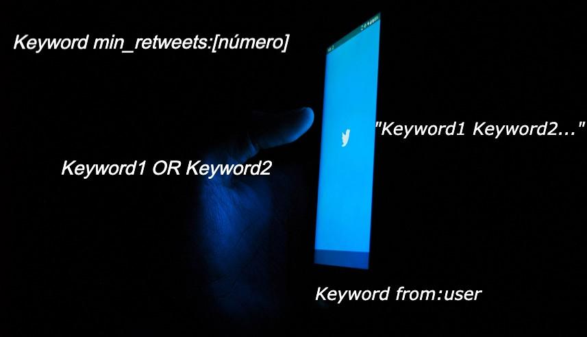 10 búsquedas en Twitter para encontrar lo que quieras