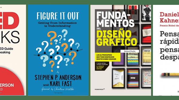 4C episodio 2: Cuatro libros sobre comunicación