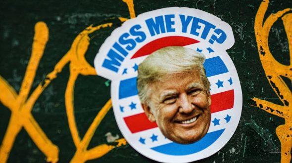 Trump no es nadie sin Twitter